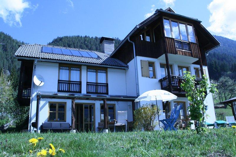 Das Landhaus, holiday rental in Greifenburg