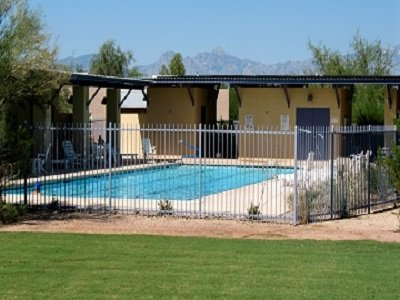 South Solar Pool, Civano, Tucson AZ Perfect for Winter Guests!