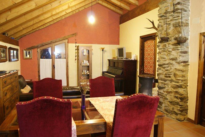 Lounge Casa Norte Fonte