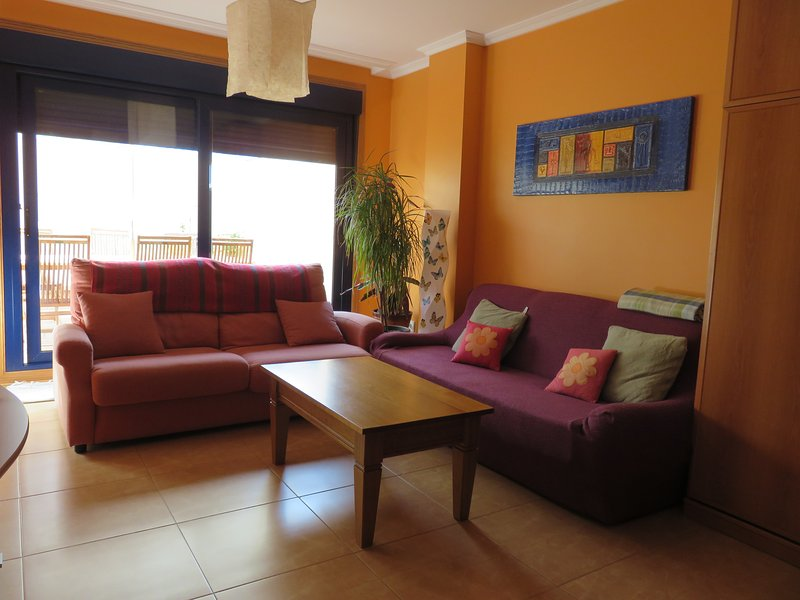 PISO EN PORTONOVO, SANXENXO, holiday rental in Adina