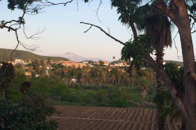 Beautiful Views of Todos Santos from The Wave