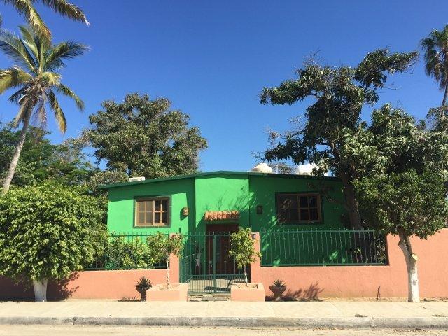 propriété de La Casa Verde