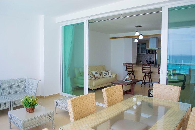 alquileres de apartamento en marbella juandolio, holiday rental in San Pedro de Macoris