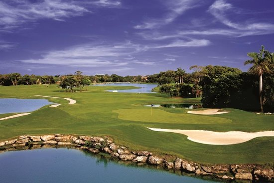 Anemona is surrounded by the Playacar golf course. Beautiful landscaping and tropical flora & fauna.