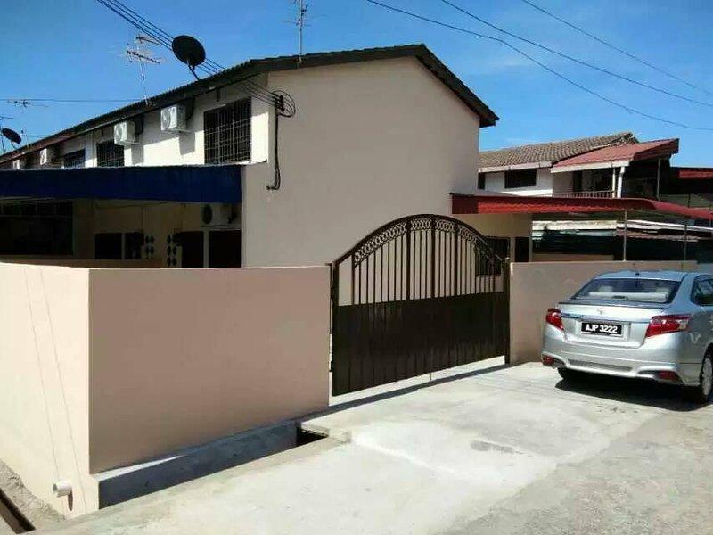 Homestay Ipoh, Bercham areas, holiday rental in Menglembu