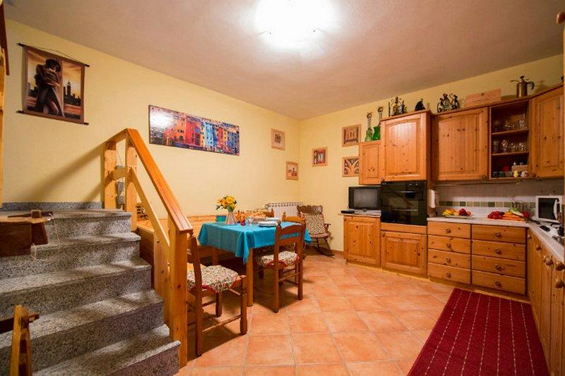 área de cozinha