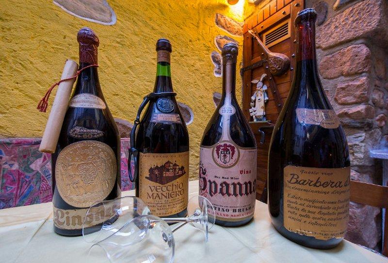 Desfrute de um bom vinho