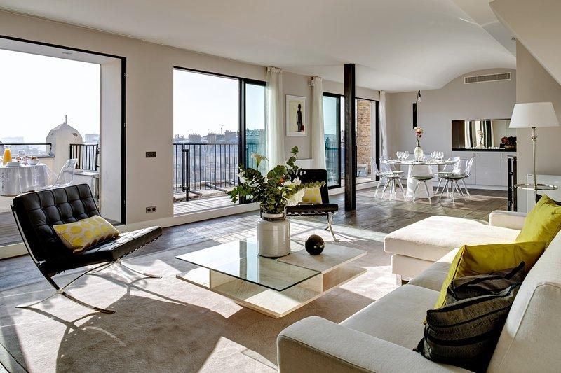Apartment Saint Martin Paris apartment in 3rd ...