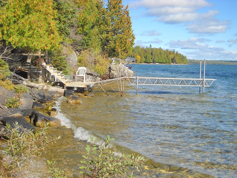 Fine Manitoulin Island Cottage Rental Has Wi Fi And Cable Download Free Architecture Designs Grimeyleaguecom