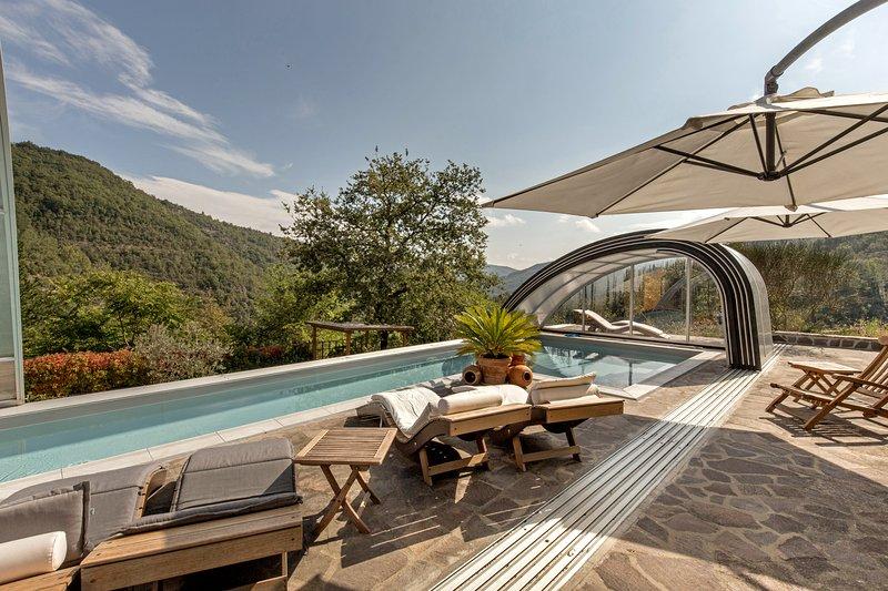 DeiMori LaMassa  Villa and B&B, holiday rental in Montemignaio