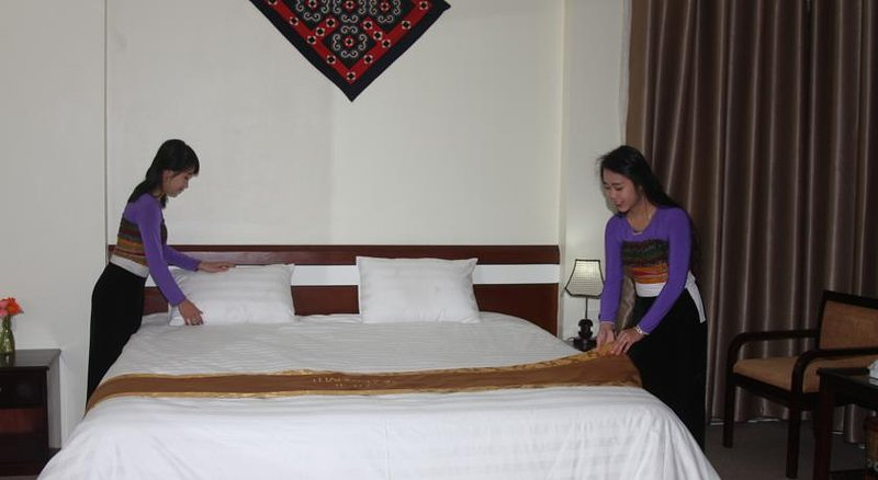 Superious Room With Great View – semesterbostad i Mai Chau