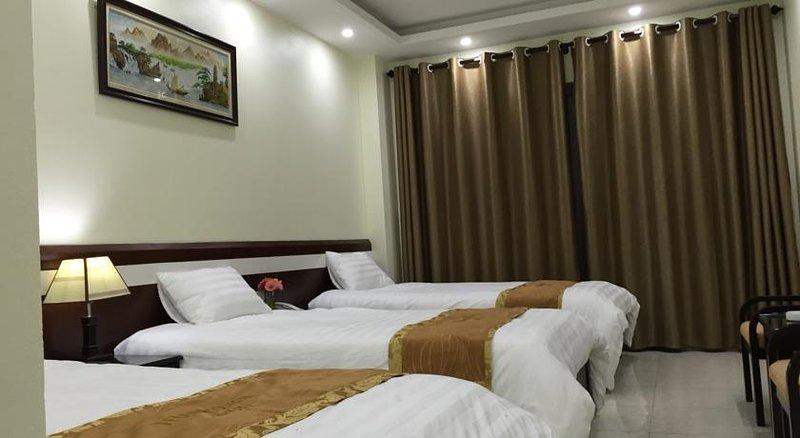 Great View Triple Room With Balcony – semesterbostad i Mai Chau
