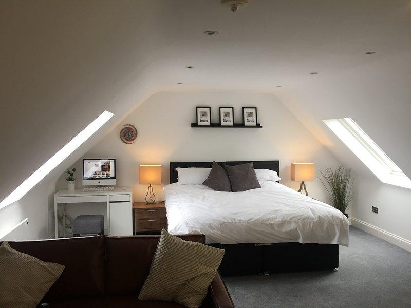 Harpenden House Apartment 5, location de vacances à Hertfordshire