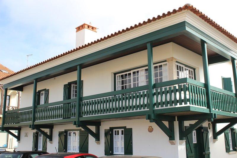 Casa do Mar – Beautiful House on the Beach, casa vacanza a Telheiro