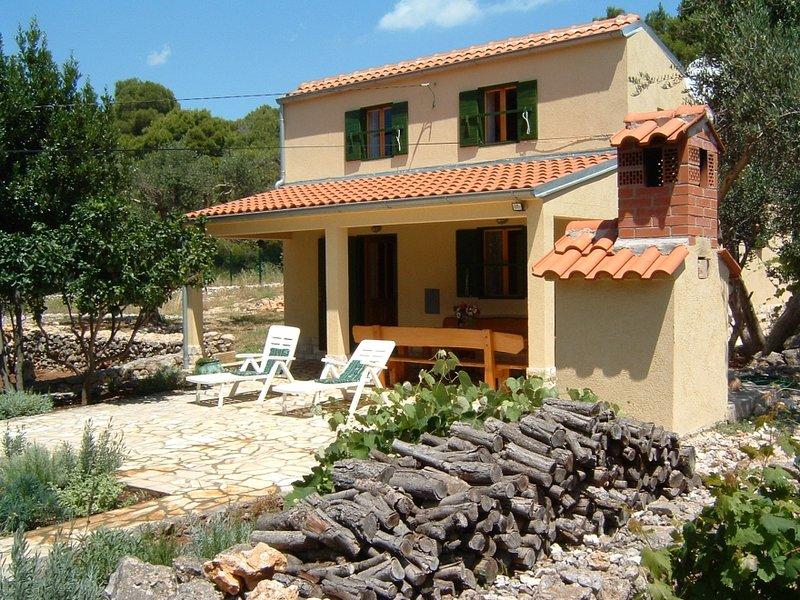 Casa Aromatica Maria, holiday rental in Mali Losinj