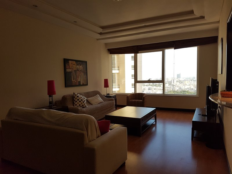 Spacious flat in the ♡ of Bahrain!, location de vacances à Bahreïn