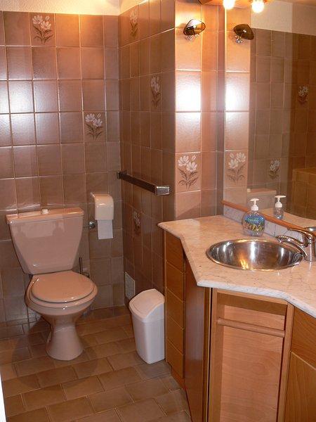 Salle de bains avec douche, 1er étage