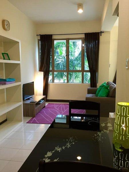 Estudio Sala 1 - Sala de estar
