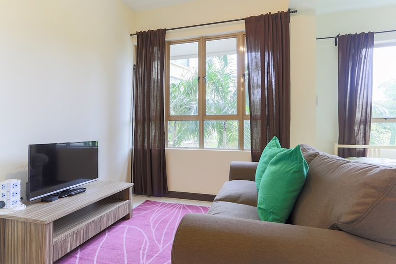 Studio Apartment at Ritze Perdana, holiday rental in Petaling Jaya