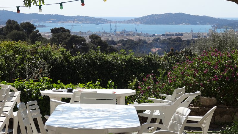 Caminerie villa, holiday rental in Toulon