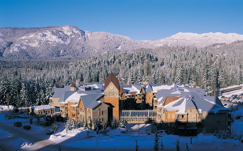 Embarc Whistler Blackcomb, a scenic 2-hour drive from Vancouver, British Columbia
