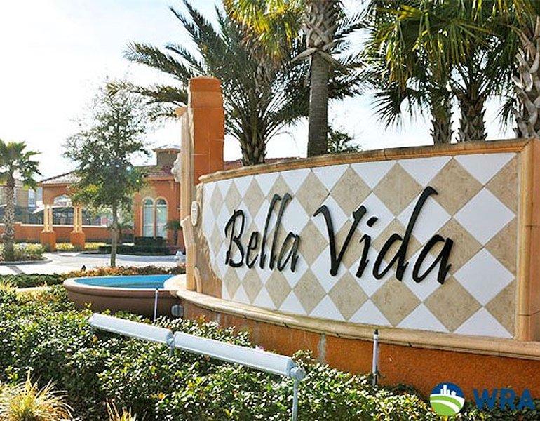 Bellavida Resort - Main Gate