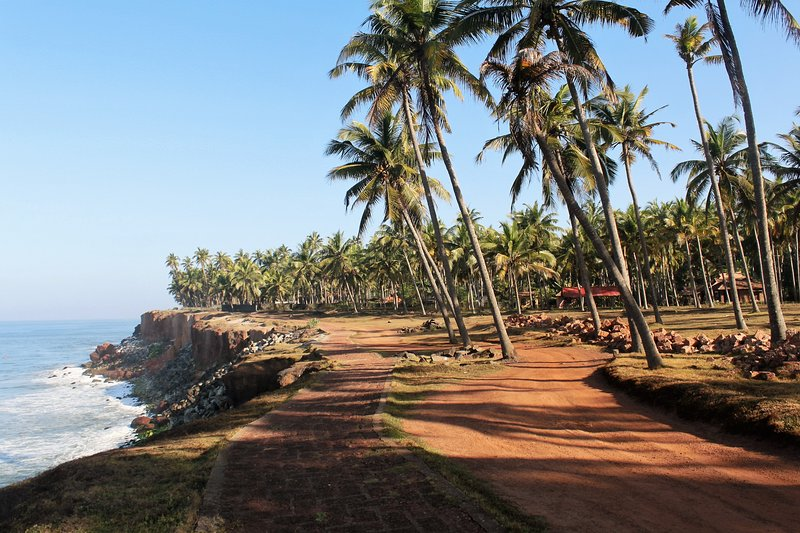 Once Upon a Time, Varkala 'By Room', holiday rental in Varkala Town