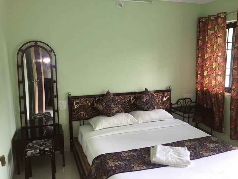 1 Bedroom Apartment, aluguéis de temporada em Canacona