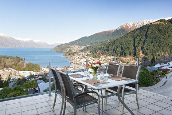 25 On The Terrace, holiday rental in Queenstown