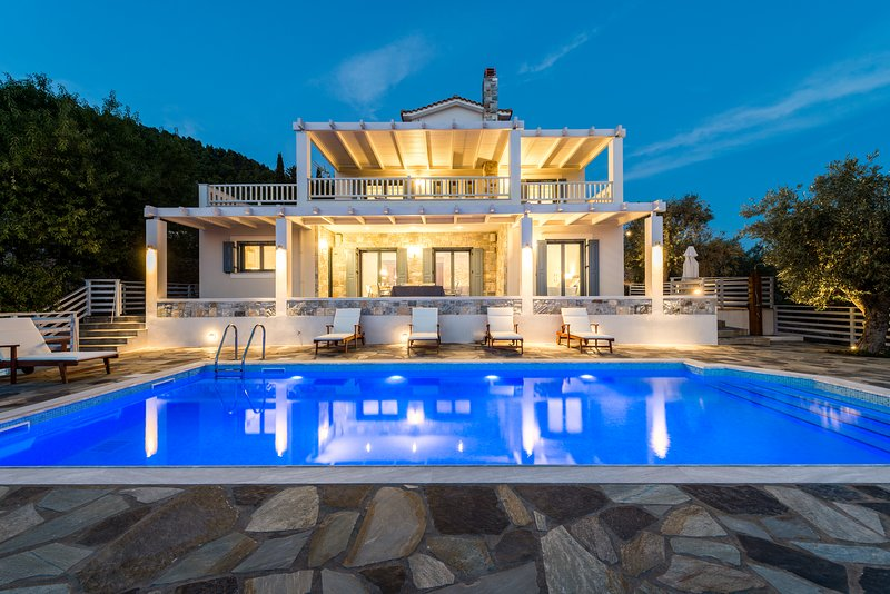 Villa Idealia Skopelos Island Greece, vakantiewoning in Panormos