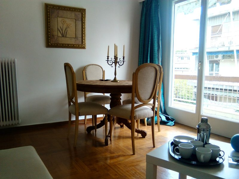 Central & Stylish, holiday rental in Filothei