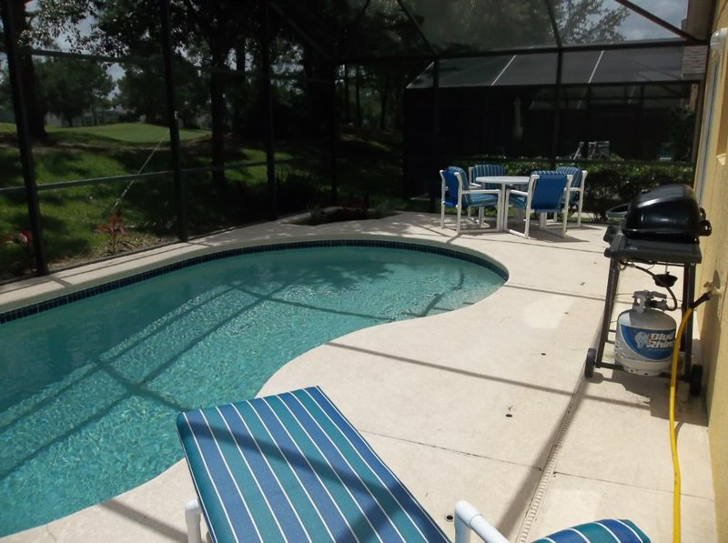 Southern Beauty With Private Pool, alquiler vacacional en Lake Alfred