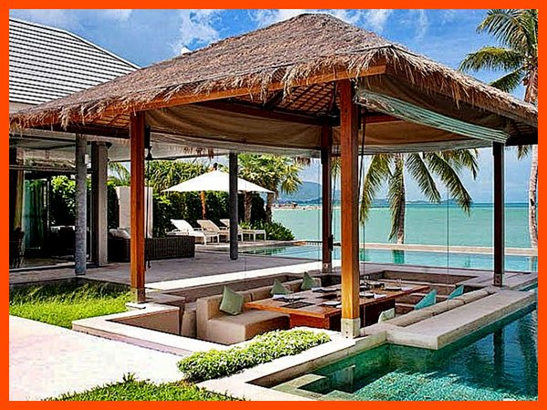 Villa 192 - Beach front luxury with continental breakfast included, alquiler vacacional en Plai Laem