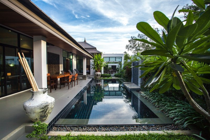 Villa privée Emotion one, 6pers. piscine, Phuket, holiday rental in Ban Trisuk
