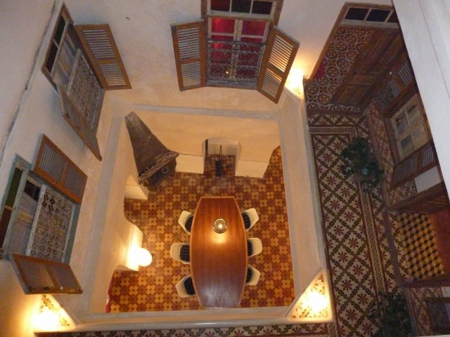 Splendid Mansion for 5 to 7, center medina, holiday rental in Essaouira