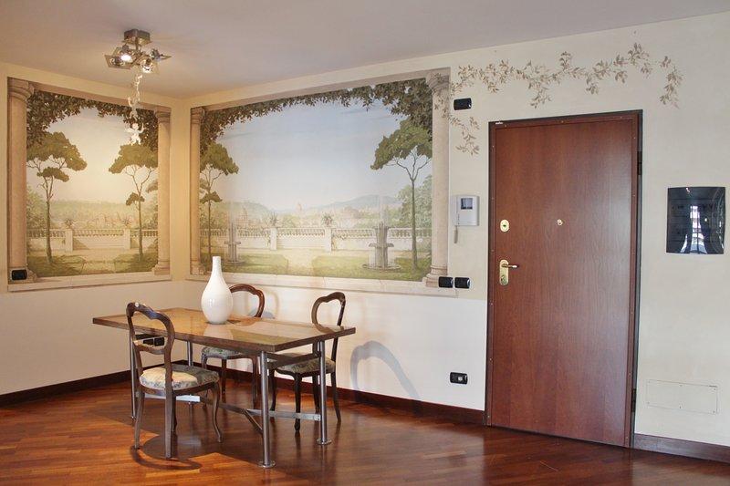 Appartamento Leonardo 2 camere, Ferienwohnung in Fiumicino