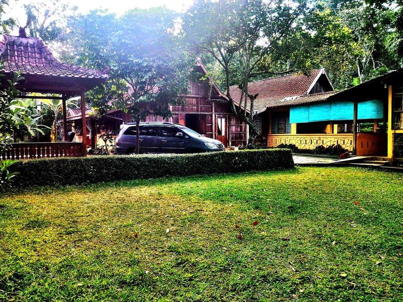 Joglo Mbah Guru, holiday rental in Salatiga