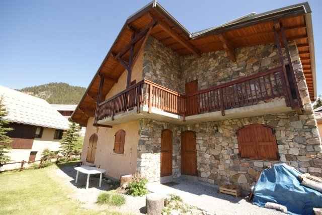 Chalet Chante le Vent, holiday rental in Montgenevre