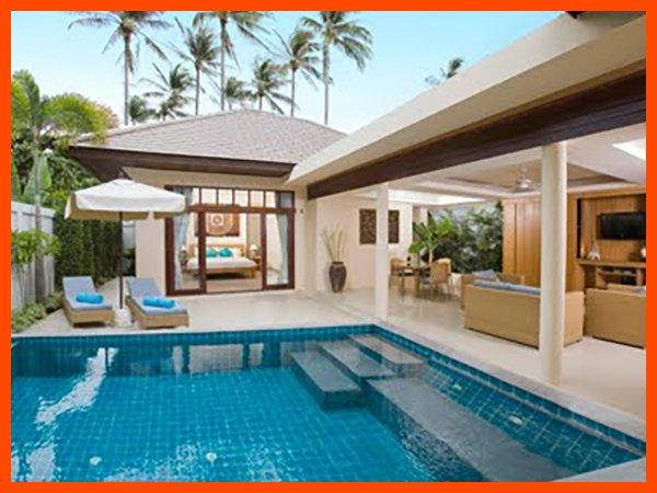 Villa 88 - Great value for 2 couples sharing, alquiler vacacional en Plai Laem