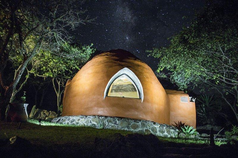 Eco domo en el lago de Chapla, holiday rental in Mazamitla