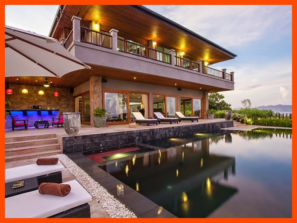 Villa 22 - Continental breakfast included, holiday rental in Choeng Mon