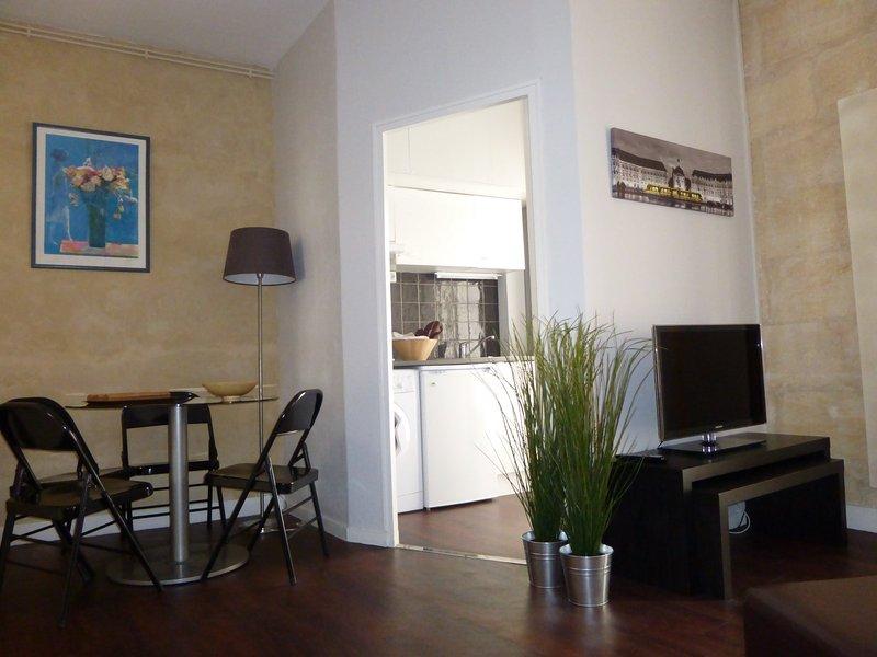 """Duplex """"Bordeaux Saint Michel"""""""