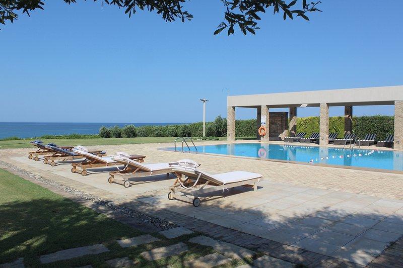 Villa Lefka, casa vacanza a Lygia