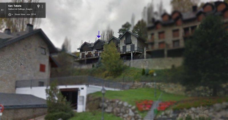fachada desde sallent