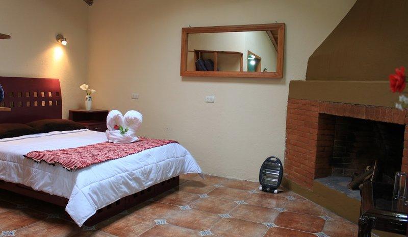 Cabañas Los Saucos, location de vacances à Estado de Mexico