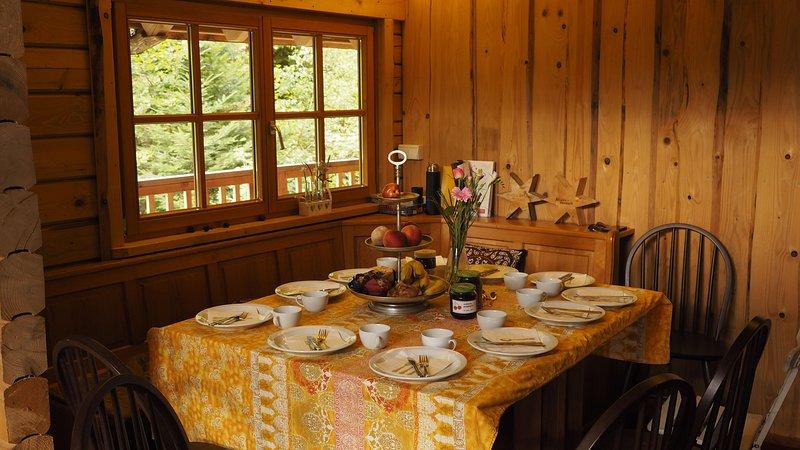 Rituel de la Loge - petit-déjeuner pour les femmes JGA