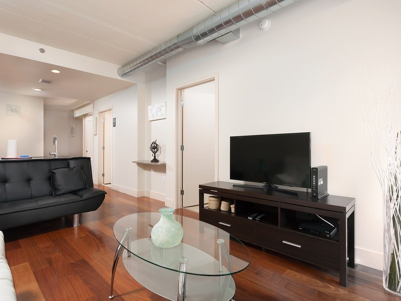 2 Bedroom Fully Furnished Apartment near Rittenhouse Square, location de vacances à Palmyra