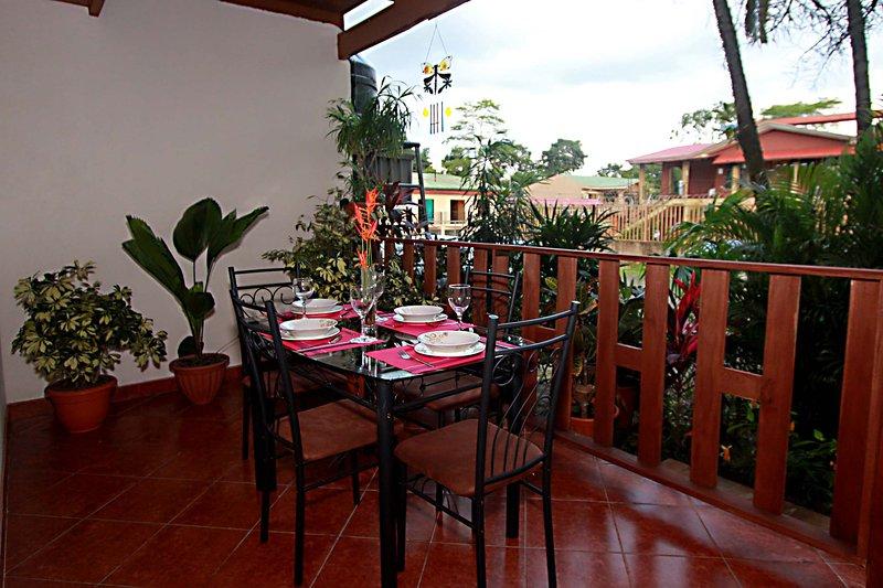 Apartamento Deluxe privado Toucan, casa vacanza a La Fortuna de San Carlos