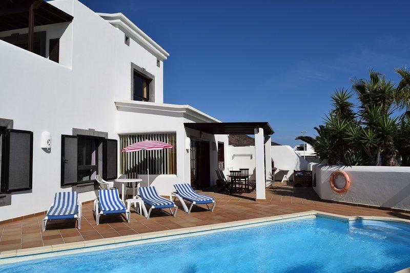 Casa del Loro Lanzarote, alquiler de vacaciones en Lanzarote