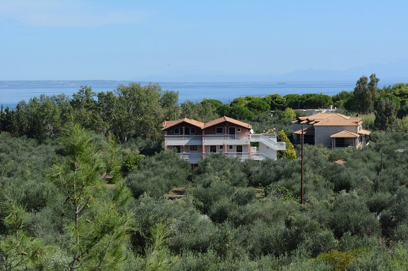 Ideal place for those who prefer quiet holidays with direct access to the sea.